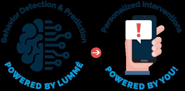 Lumme Health - Behavior Change Platform - Graphic