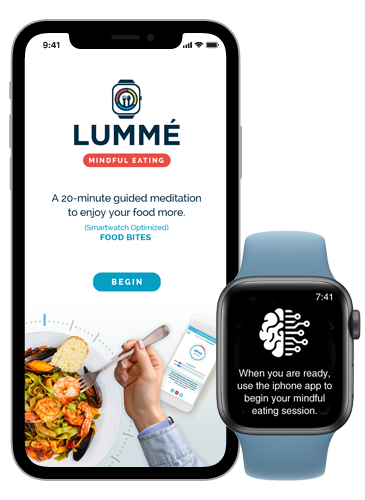Lumme Health - Mindful Eating App & Smartwatch