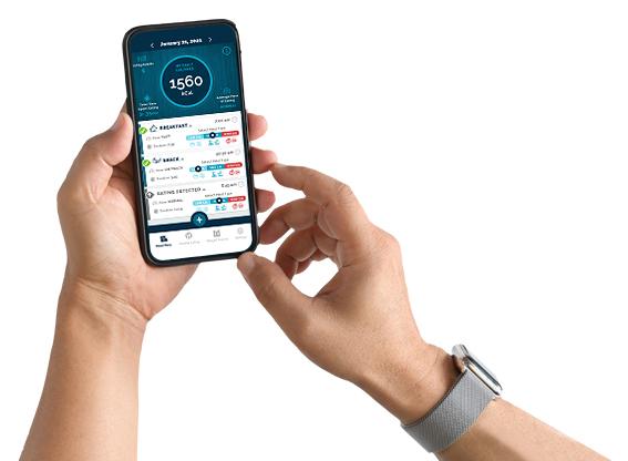 Lumme Health - kCalculator App
