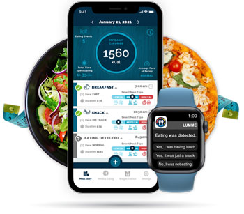 Lumme Health - Automated Calorie Tracking App